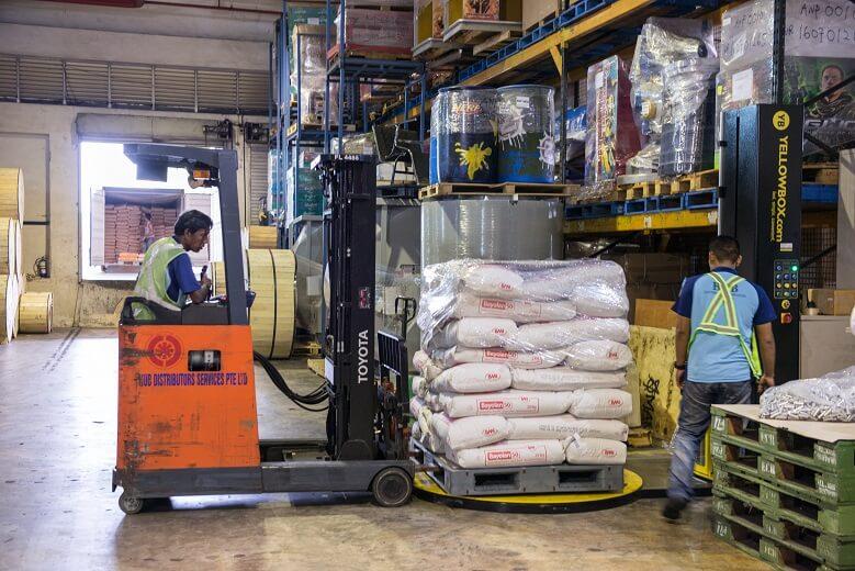 Project Logistics Management
