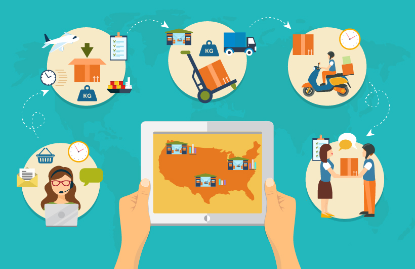 As The E Commerce Scene And Online Trade Continues To Grow Logistics Industry Is Here Stay In Fact It Will Do More Than Just Continue